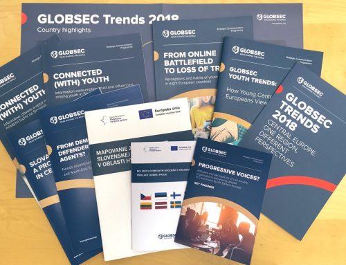 GLOBSEC Memorandum