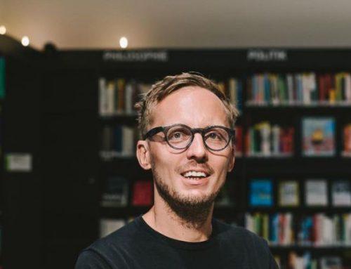 Presentation of Michal Hvorecky (konspiratori.sk)